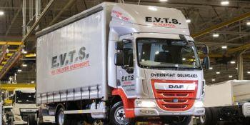 Leyland Trucks fabrica el DAF LF número 200.000
