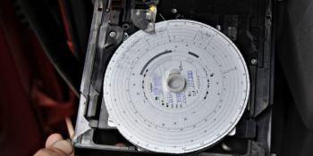 El mito de tirar el disco diagrama por la ventana