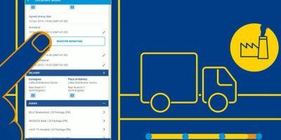 La digitalización de la documentación de transporte del camionero en ruta