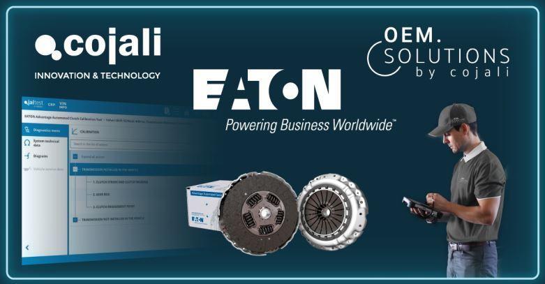 La división Vehicle Group de Eaton presenta la herramienta de diagnosis ServiceRange 4 Pro Plus