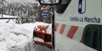 Nieve, viento, frío, olas y lluvia ponen en riesgo a 45 provincias y Ceuta, que será extremo en C-LM