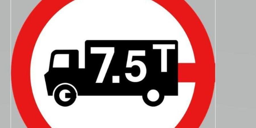 Publicadas las restricciones para camiones en España para 2021