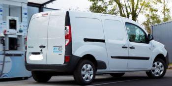 Renault crea una empresa conjunta para fabricar vehículos comerciales a Hidrógeno