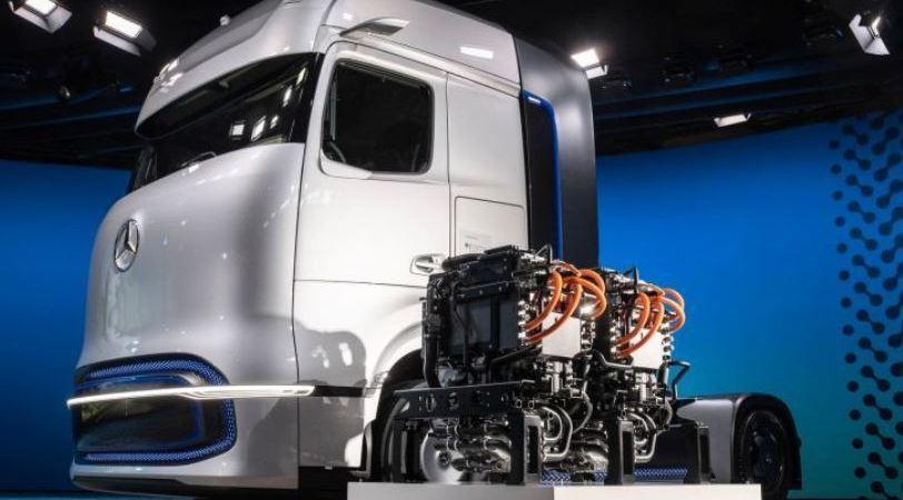 Se necesita aumentar 100 veces la flota de camiones cero emisiones en la UE