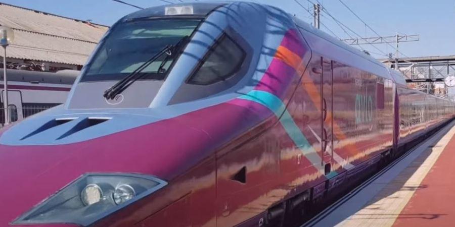 Trenes.com venderá billetes de AVLO desde 5 euros a partir de mañana lunes