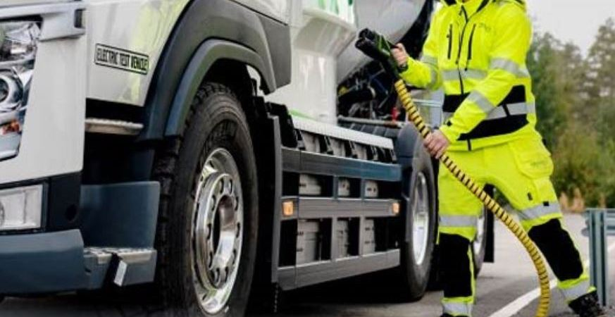 Volvo Group crea un área comercial dedicada a acelerar la electrificación