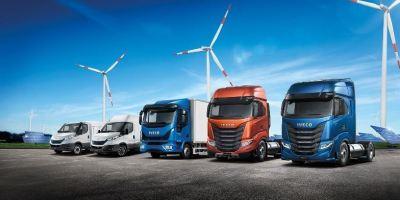 Iveco defiende la importancia de una transición hacia una movilidad descarbonizada
