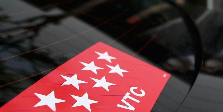 Comienza el proceso de regulación de las VTC de Madrid para mantener los puestos de trabajo
