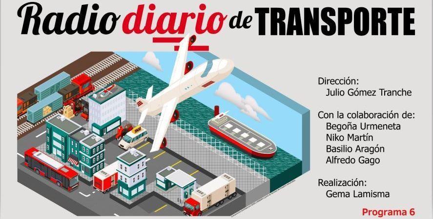 En el programa de Radio Diario de Transporte: La situación actual del transporte de viajeros en autobús