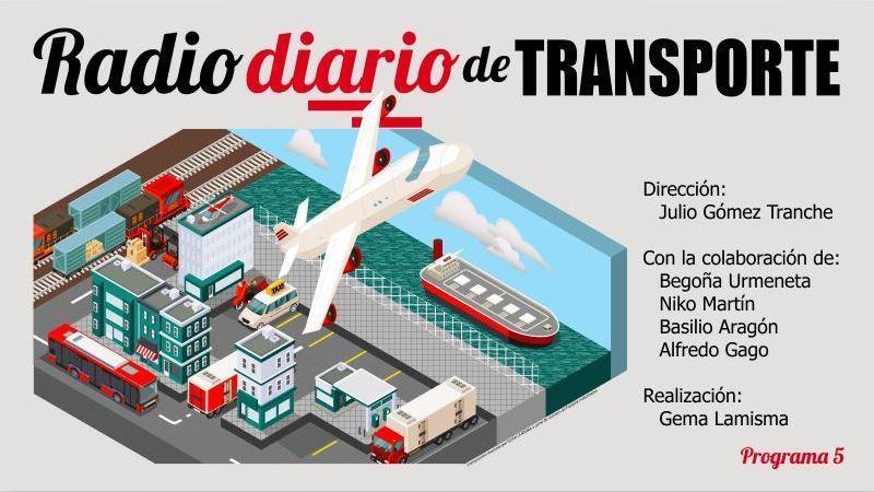 En el programa de Radio Diario de Transporte: Sindicatos y conductores