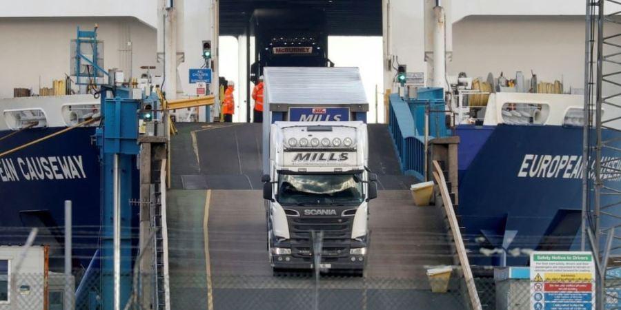 Irlanda del Norte suspende los controles en los puertos por amenazas de paramilitares