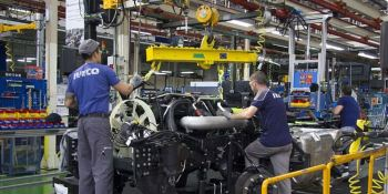 La fábrica de IVECO en Madrid trabajando por la integración sociolaboral