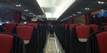 Las empresas de transporte en autobús precisan ayudas para subsistir hasta que la actividad se recupere