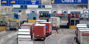 Las exportaciones británicas a la UE caen un 68% en enero