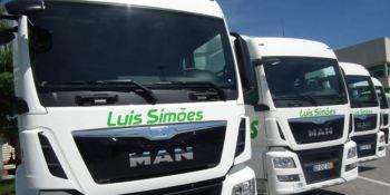 Luís Simões renueva parte de su flota con 68 camiones MAN TGX 470