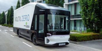 Volta Trucks elige a Proterra como proveedor de baterías para el Volta Zero