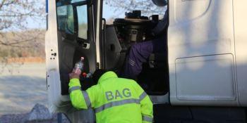 49.678 euros en multas en un control del cabotaje en Alemania