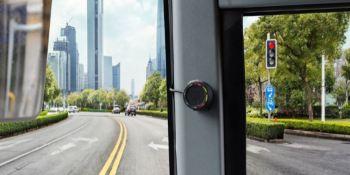 Asistente de giro: Autobuses reequipados para una mayor seguridad