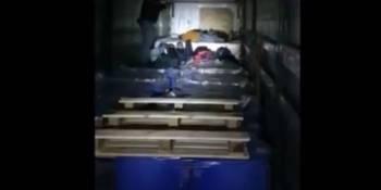 Desmantelan una organización rumana que introducía migrantes en camiones en la U.E.
