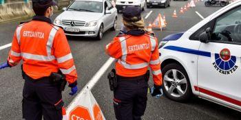 El País Vasco levanta las restricciones a camiones para el Puente de San José
