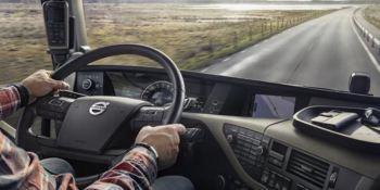 Infracciones más habituales de los conductores de camión en 2020