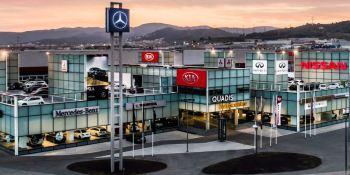 La empresa QUADIS abre los primeros concesionarios de MG en España