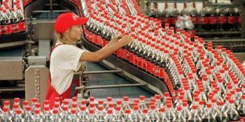 Los sindicatos convocan tres días de huelga en Coca-Cola European Partners