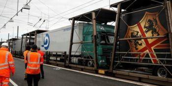 Nuevos requisitos de pruebas Covid a los camioneros para entrar en Inglaterra