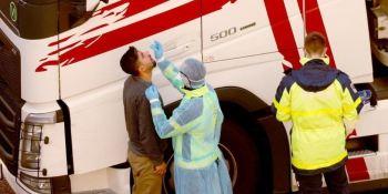 Reino Unido exigirá una prueba Covid-19 a partir del 6 de abril a los conductores extranjeros