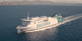 Baleària ampliará las conexiones en Melilla con un barco sostenible