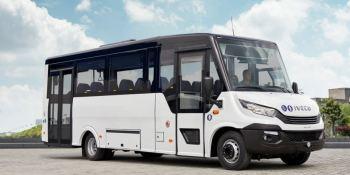 IVECO BUS e INDCAR acuerdan la fabricación de la nueva gama de minibús urbano Daily