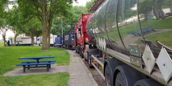 Los sindicatos de los Paises Bajos convocan a una huelga a los conductores el lunes