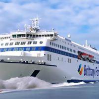 Brittany Ferries incorporará dos buques híbridos para sus rutas entre Reino Unido y Francia