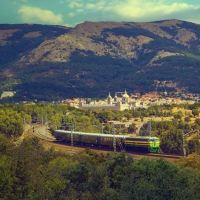 Vuelve a circular el Tren Turístico de Felipe II