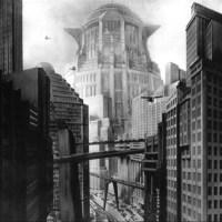Delirio de Koolhaas: la fascinación de los rascacielos en blanco y negro