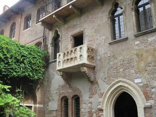 Verona la ciudad de los amantes