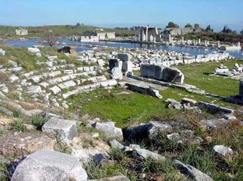 Mileto, restos arqueológicos