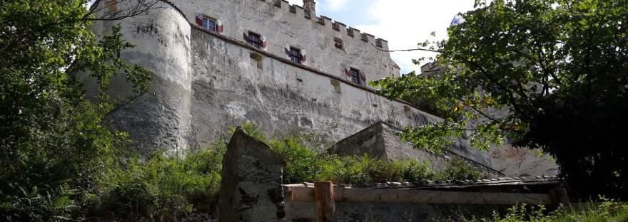 Castel Coira in Val Venosta