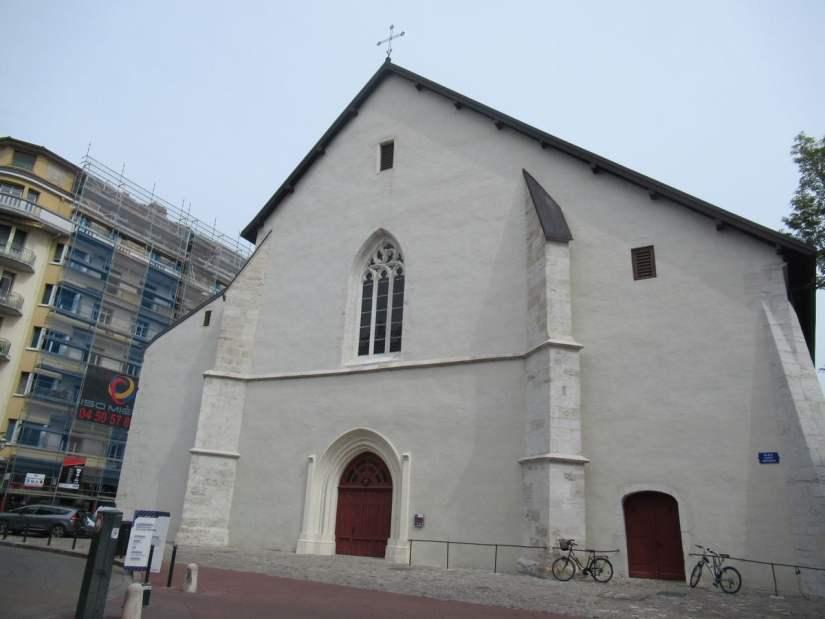 chiesa di Saint-Maurice ad Annecy