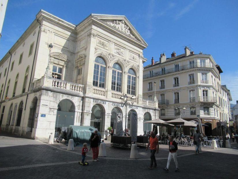 teatro Charles Dullin a Chambéry