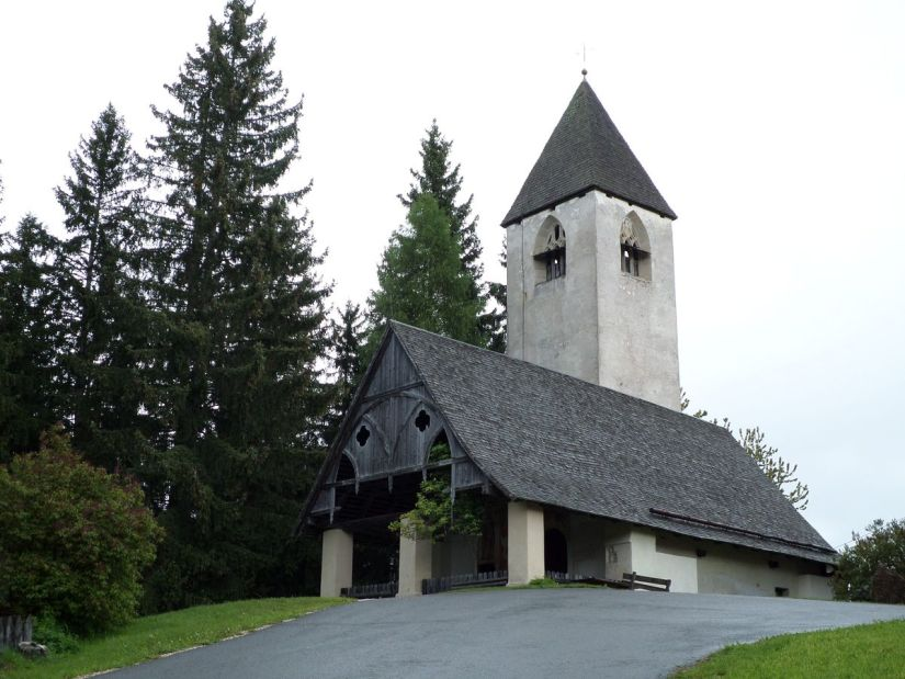 chiesa di Sant'Elena a Nova Ponente