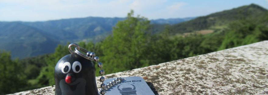 geocaching a Bergolo: Molletje incrementa i chilometri percorsi