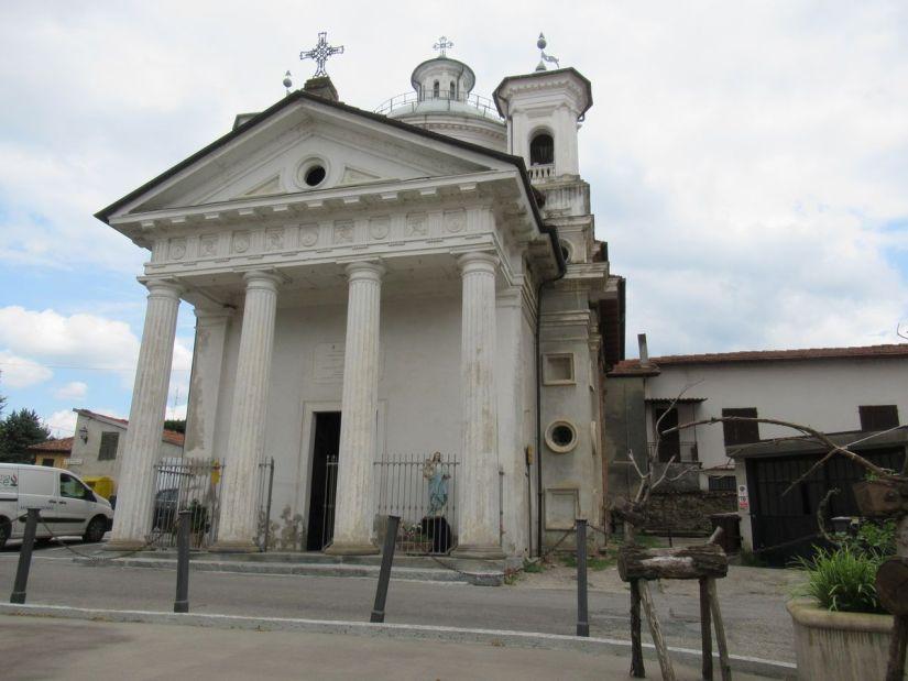 chiesa dell'Immacolata Concezione a Dogliani