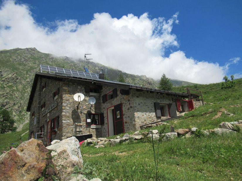 rifugio Livio Bianco