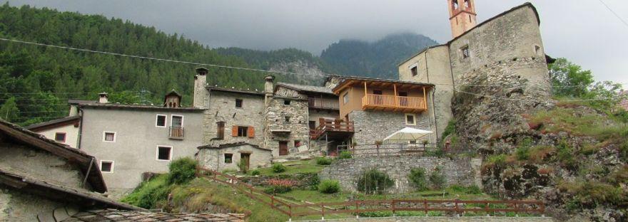 borgata Torrette a Casteldelfino