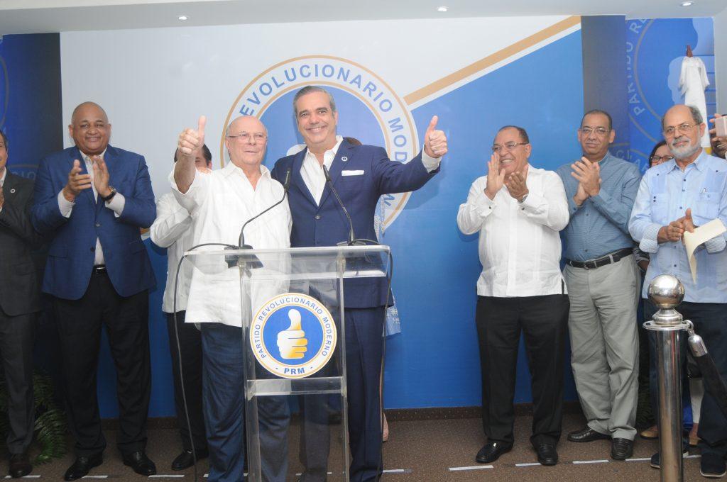 Hipólito Mejía apoya a Luis Abinader por victoria en primarias – DiarioDigitalRD