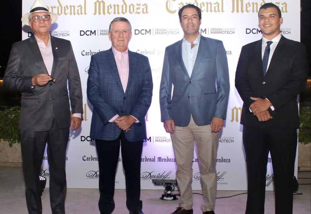 Presentan Tercera Edición Cardenal Mendoza Golden Week en Rooftop Desing Center Marmotech – DiarioDigitalRD