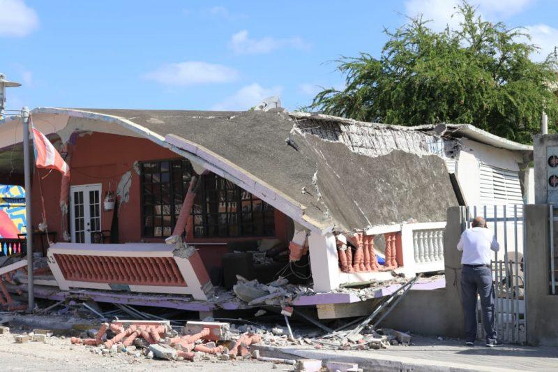 Familia dominicana perdió vivienda durante terremotos en Puerto Rico – DiarioDigitalRD