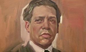 Los Retratos de Nicolás Guillén y Alejo Carpentier Obra del Pintor Español Alejandro Cabeza Son Ahora Patrimonio Cubano