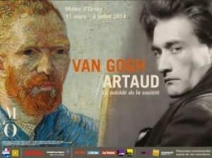 Van Gogh y Artaud: la sociedad que suicida
